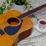 ギター教室 生徒募集